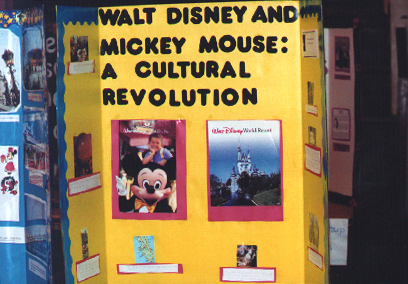 Walt disney and mickey mouse : A cultural revolution by ...